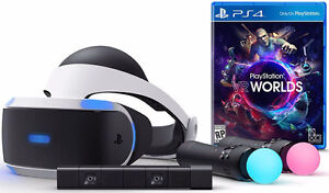 Brand New Sealed PlayStation VR launch bundle