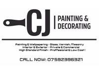CJ Painting & Decorating