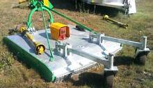 TRACTOR SLASHER 6FT HEAVY DUTY 5mm DECK, 2YR COMMERCIAL G/BOX WAR Esk Richmond Valley Preview