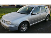 2002 MK4 Golf GTTDI 130pd - 10 Months MOT , Requires Some Work - Still Used Daily