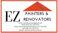 EZ PAINTERS --BEST PAINTERS AND RENOVATORS IN GTA AND KW