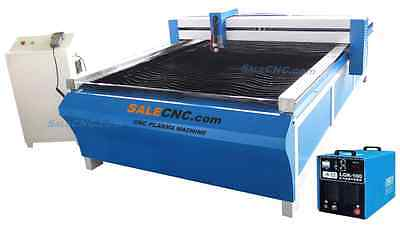 Cnc Plasma Machine Cutter Complete Set With Controller And 60a Plasma