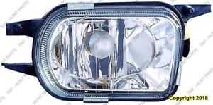 Fog Light Passenger Side Without Amg Withbi-Xenon High Quality Mercedes S-Class 2003-2009