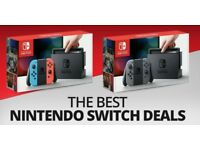 Free Nintendo Switch with Contract Phones @ £20.99 Monthly