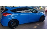 Ford focus Rs 2017 385bhp loads of extras