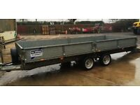 Ifor Williams 16ft Trailer sides & Ramps