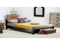 Single Bed frame loft style - Made by GET LAID BEDS - Lovely Condition - Wood Low Style Bed