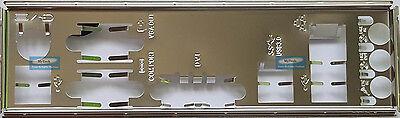 ASUS I/O IO SHIELD BLENDE BRACKET M5A78L-M LE/USB3