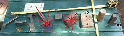Choose Pick One Bucking Bars For Rivets Boat Aircraft Use Many Sizes Styles