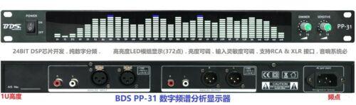 BDS-PP31 Rack mount Spectrum Analyzer Display 2021