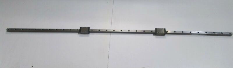 Deutsche Star Rail, Length: 1840mm, Size: 25mm w/x2 Bearing Blocks 1622-212-10