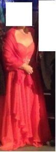 Magog- Magnifique robe longue pour événement spécial