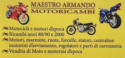 Ricambi Moto e Moto Usate
