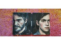 The Last Of Us 2 - PS4 - Steel book edition