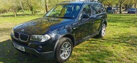 image for BMW, X3, 2007, Manual, 70,000 miles. 2 Litre diesel. full service history December mot. MIL on
