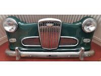 Wolseley 1500 front panel MK1