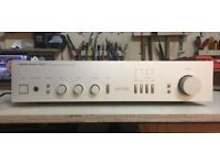 Vintage Harman/Kardon PM625 Stereo Integrated Amplifier with turntable input
