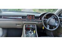 Audi, A8, Saloon, 2005, Semi-Auto, 3936 (cc), 4 doors