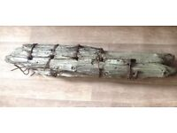 DRIFTWOOD EXCEPTIONAL LARGE PIECE,FOR GARDEN DECOR