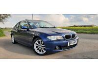BMW 320ci SE £1995ono, Coupe, Sunroof, Heated Leather, Semi-Auto, 2004, 2.2L Petrol