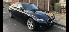 BMW 320D M Sport 2014 X Drive - Black