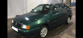 Volkswagen Polo 1.6, JUST 59000 Miles, 11 Months MOT, FULL SERVICE HISTORY
