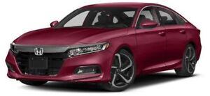 2018 Honda Accord Sport Sedan 1.5T Sport-HS MT