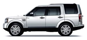 2012 Land Rover LR4 HSE 7 PASSENGER ONLY 76, 000KMS!