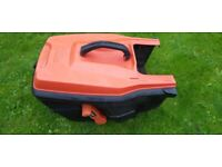 LAWNMOWER GRASS BOXS Black and Decker 2 Boxs - AS New Condition. Collect Liverpool L7