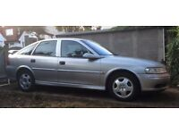 Vauxhall Vectra Club 1.8 Automatic