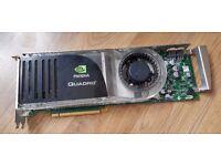 Nvidia Quadro FX5600 Graphics card