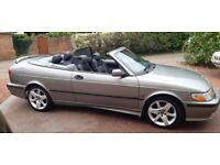 Saab, 9-3, Convertible, 2001, Other, 1985 (cc), 2 doors