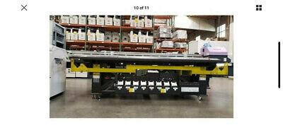 Mimaki Jfx200-2513 Wide Format Flatbed Uv Printer For Parts