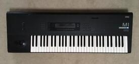 Korg M1 Synthesizer Workstation