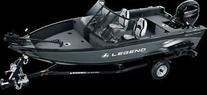 2017 legend boats 16 Xterminator D 46. per week o.a.c. ALL-IN PR