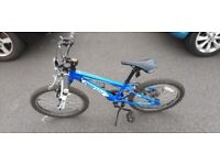 Kids bicycle - good condition - collection only