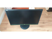 "AOC 24"" G2460PG Full HD 144Hz 1ms G-Sync Gaming Monitor"