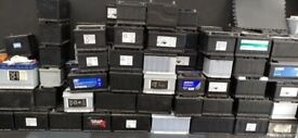CAR BATTERIES FOR SALE USED CAR BATTERIES NEW AND USED