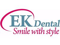 Qualified part time dental nurse-East Kilbride