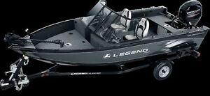 2017 legend boats 16 Xterminator D $46. per week ALL-IN PRICE.