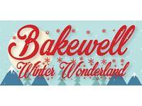 BAKEWELL WINTER WONDERLAND CHRISTMAS MARKET STALLS AVAILABLE