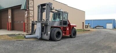 1998 Taylor Big Red Fork Lift Mdl Te-520s