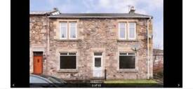 Lower cottage flat New Trows road Lesmahagow Lanark ML11