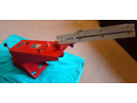 Farey Twin Clay launcher with adjustable angle