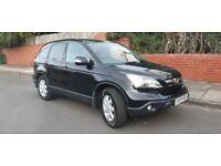 2009(09)HONDA CRV 2.2 CDTi ES BLACK,NEW MOT,6 SPEED,CLEAN CAR,GREAT VALUE