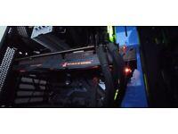 ASUS Nvidia GeForce GTX 1080 ROG STRIX Advanced Graphics Card