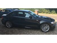 BMW 1 SERIES COUPE 120D FULL MOT AND FULL SERVICE HISTORY 91K