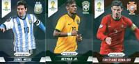 2014 PANINI PRIZM WORLD CUP FIFA BRASIL COMPLETE SET 1-201 CARDS