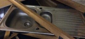Sink unit brand new only £10