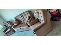 Sherborne Kendal 3 piece suite